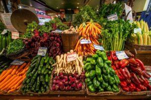 オーストラリアのスーパーで買い物する