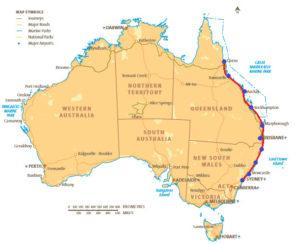 オーストラリア‐プチ旅行VSラウンド 交通手段は?