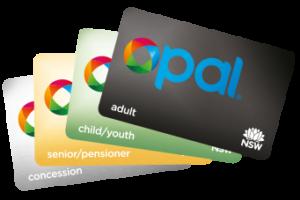 2020-2021年最新版!シドニーでOpal Card(オパールカード)を使う